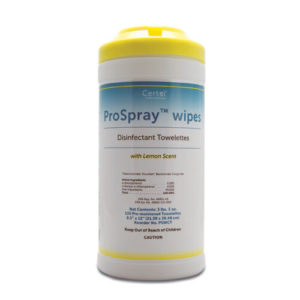 ProSpray Surface Disinfectant Wipes