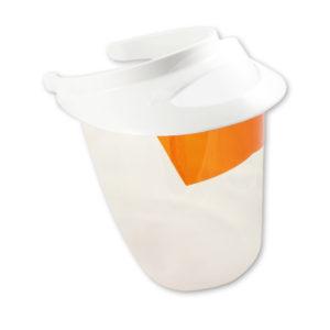 iVisor Face Shield white kit