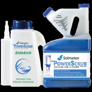PowerScrub Vacuum Line Cleaner by Solmetex image
