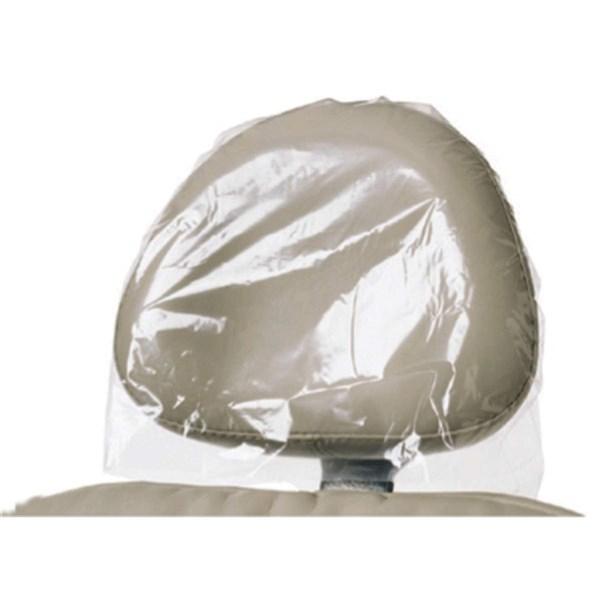 Supply Doc Plastic Headrest Cover Sleeve