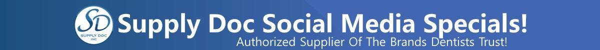 Supply Doc Social Media Specials On Facebook banner