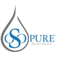 OSO Pure Dental Medical Logo