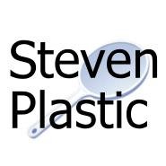 Steven Plastic Handheld Mirror Logo placeholder